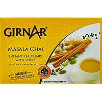 Girnar - Té instantáneo de La India con Masala 10 bolsitas