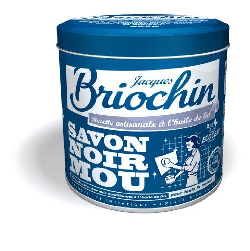 Jacques Briochin Entretien Savon Noir Mou Pot de 600 g