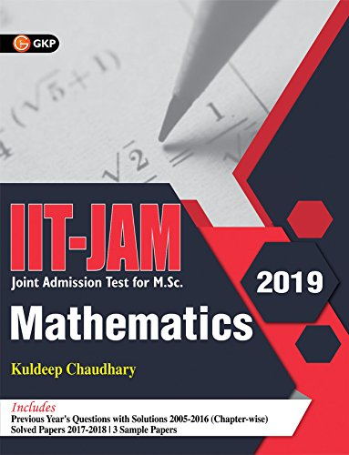 IIT JAM 2019 - Mathematics
