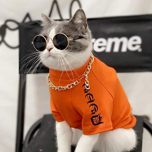 Kostüm Kinder Welpen - L Pet supplies Hund Eltern-Kind tragen Haustier Katze Kostüm Welpen Teddy Baumwolle atmungsaktiv neuen Frühling und Sommer dünn @ Summer Thin Section_XXXL