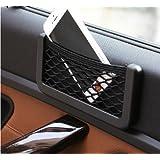 Benjoy-Universal Car Net Holder Phone Holder Pocket Organizer String Bag Mobile StandFor Maruti Suzuki New Swift Dzire