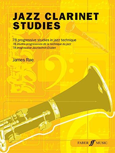 Jazz Clarinet Studies (Faber Edition)