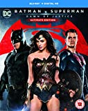 Batman v Superman: Dawn of Justice (Ultimate Edition) [Blu-ray] [2016] [Region Free]