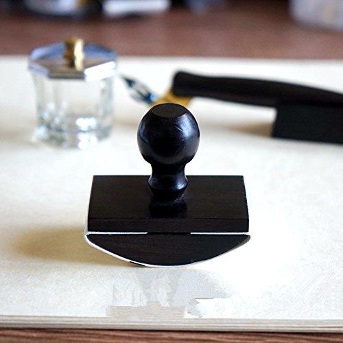 Rocken, Tinte Schreibunterlage Holz Rocker Schreibtisch