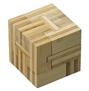 Philos - Puzzle de madera de 4 piezas Importado de Alemania