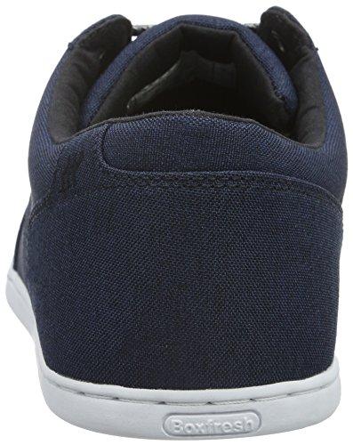 Boxfresh Herren Spencer Low-Top Blau (Navy)
