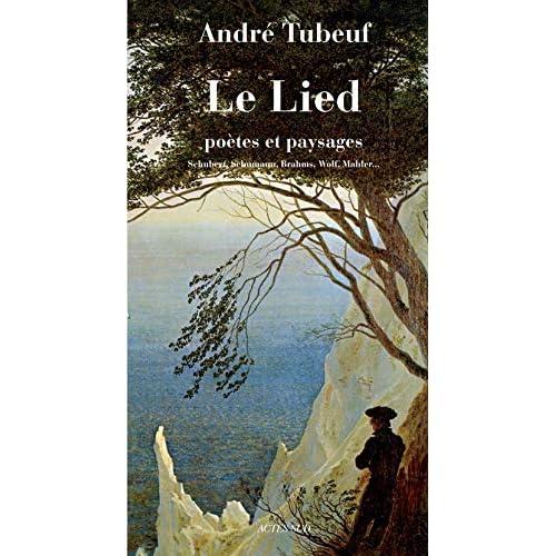 Le Lied : Poètes et paysages. Schubert, Schumann, Brahms, Wolf, Mahler...