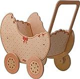 Best fabrication Fauteuils roulants - Dida - landau en bois pour poupées Review