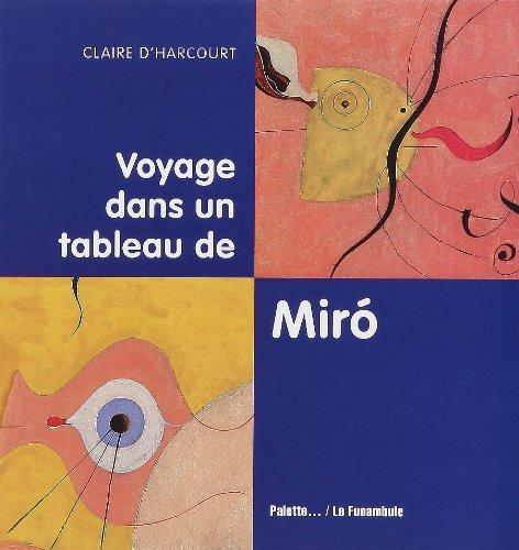 Voyage dans un tableau de Miro