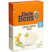 2kg Uncle Bens Arroz de grano largo