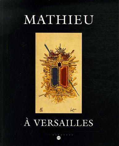 Mathieu à Versailles : Château de Versailles Petite Ecurie 5 mai-2 juillet 2006