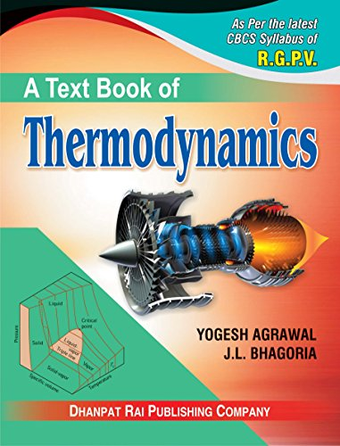 A Text Book of Thermodynamics (R.G.PV)