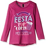 #10: United Colors of Benetton Baby Girls' T-Shirt (16A3096C12U7GK201Y_Pink_1Y)