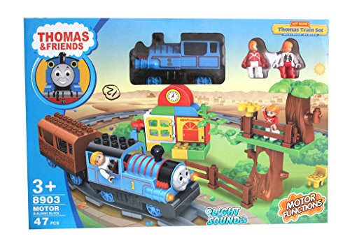 Scrazy Thomas And Friends 47 pcs Train Set With Track