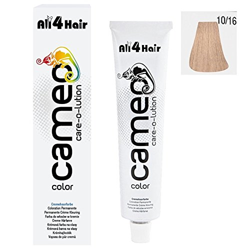 Cameo Color Haarfarbe 10/16 hell-lichtblond asch-violett 60 ml Cameo Color - 10/16 hell-lichtblond asch-violett - 60 ml