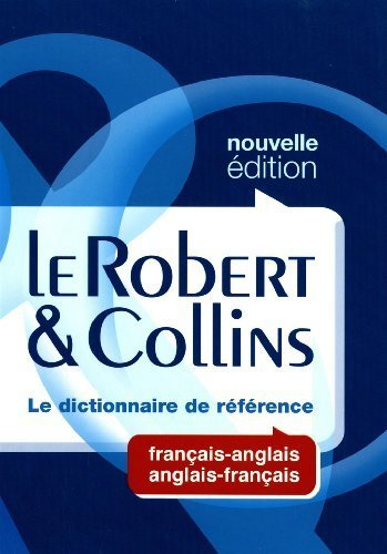 Le Robert & Collins: Dictionnaire français-anglais / anglais-français (French Edition) (2010-07-15)