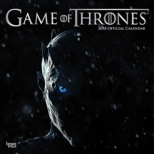 Official Game of Thrones 2018 Wall Calendar