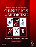 Thompson & Thompson Genetics in Medicine, Revised Reprint
