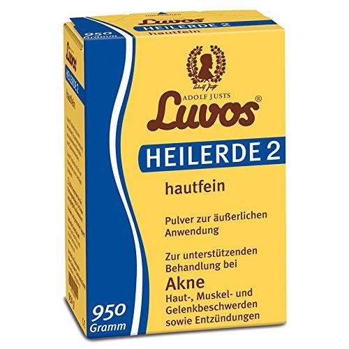 Luvos Heilerde 2 hautfein 950 g