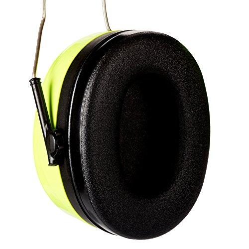 3M Peltor Optime III Kapselgehörschutz mit Kopfbügel, Hi-Viz, SNR 35 dB - 4