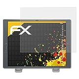 atFolix Schutzfolie für Wacom CINTIQ 21UX (1 Generation) Displayschutzfolie - 2 x FX-Antireflex blendfreie Folie