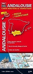 Andalousie - Carte Routière et Touristique