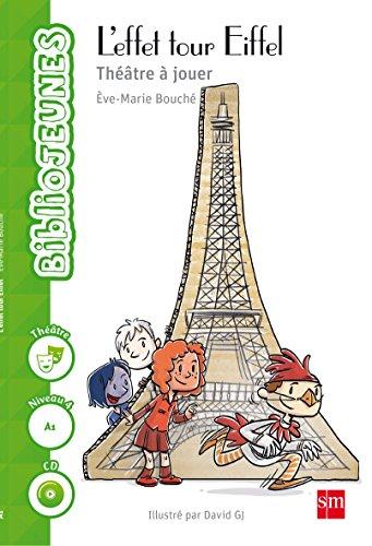 L'effet tour Eiffel - 9788467586602 por Fabienne Gallon