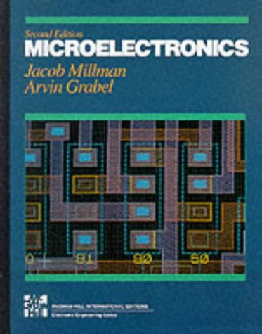 Microelectronics: Digital and Analog Circuits and Systems
