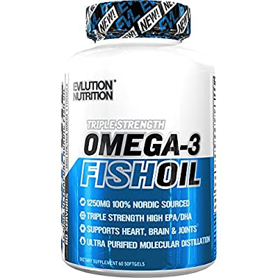 Evlution Nutrition Fish Oil from Evlution
