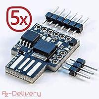 100/% kompatibles... AZDelivery ⭐⭐⭐⭐⭐ 3 x Digispark Rev.3 für Arduino