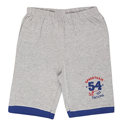 Midaas Boys Cotton Combo Shorts (Pack of 3)