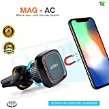 SILTREE 360 Degree Rotation Reusable AC Vent Car Magnetic Mobile Holder For Dashboard Magnetic Mobile Car Holder Mobile Holder In Car Dashboard Mobile Holder In Car Windshield Car Mobile Mount For Windshield Magnetic Mobile Holder For Car Best Car Mobile