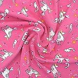 HIGGS & Bonbon Einhorn - Sugar Pink Jersey -