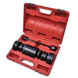 Festnight Bushing Tools Kit Subframe Bushing Installation and Remove Tool Set for Benz W220&W211&W203