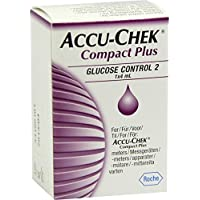 ACCU CHEK Compact Plus Glucose Control 2 Lö 4 ml preisvergleich bei billige-tabletten.eu