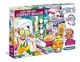 Clementoni- Science & Jeu-Mon Premier Coffret Beauté, 52348, Multicolore...