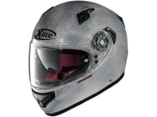 X–lite Casco integrale X–661 Extreme Titantech Puro N–COM 001 L Titanio
