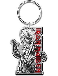 Iron Maiden asesinos llavero