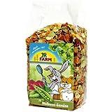 Jr Farm Wellness verduras 600 g. Comida para roedores
