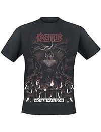 Kreator World War Now T-Shirt schwarz XXL