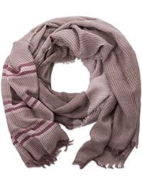 style3 Klassischer Schal in zeitlosem Design mit Karo- und Streifen-Muster in verschiedenen Farben