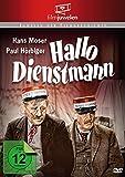 Hallo Dienstmann - mit Hans Moser (Filmjuwelen) -