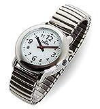 Reloj parlante mujer Metal–Orium 11834