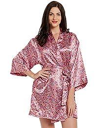 cdccedf5b1 Amazon.in  PRETTYSECRETS - Sleep   Lounge Wear   Women  Clothing ...