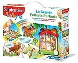 Sapientino Clementoni 13634 Baby, La Fattoria Parlante