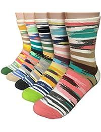 Vellette Calcetines termicos ricos en algodon para Muje-Ideales para invierno calcetines de algodón,