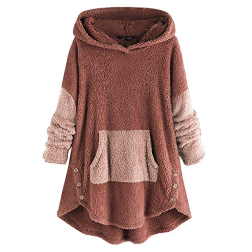 grauer Oversize Pullover, hellbeige A Linienrock