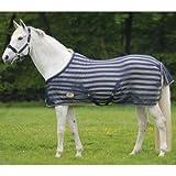 Waldhausen coperta anti-insetti per cavallo, con croce tracolla
