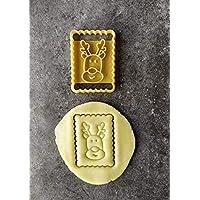 Emporte-pièce petit beurre Rênne | Conçu et fabriqué en France