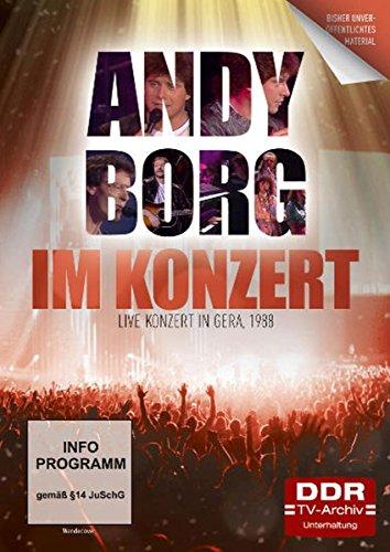 Im Konzert: Andy Borg - Das Live Konzert in Gera 1988  (DDR TV-Archiv)